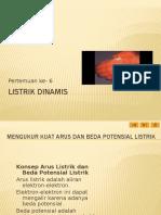 FD2 6B Listrik Dinamis