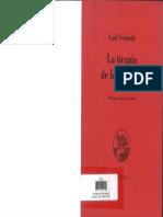 Schmitt, Carl - La tirania de los valores [Hydra, prologo Dotti].pdf