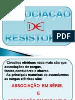 02 Associação de Resistores - Série - Paralelo
