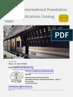 Chinmay catalogue