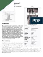 Falling (Provoost Novel)