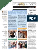 Historic Philadelphia Gazette - July 2017