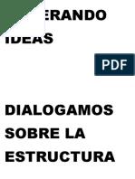 Generando Ideas