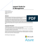 Rapid Deployment Guide for Azure Rights Management