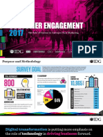 2017 IDG Customer Engagement Excerpt