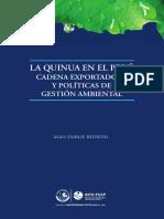 Nro 6 Fairlie Quinua Perú