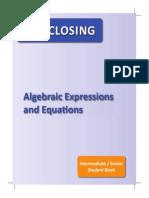 Gap Closing - Algebraic Expressions - Good Diagnostic - EduGain s