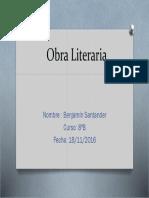 Obra Literaria 2