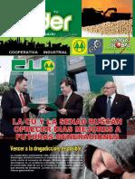 Poder Agropecuario - Cooperativa - Industrial - N 44 - 2015 - Paraguay - Portalguarani