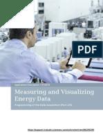 Proyecto de adquisición de datos de eneregia procesamiento y visualización en Pantalla KP 2