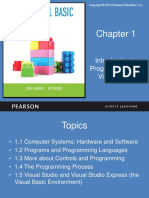 Chapter 1_Introduction to Programming and Visual Basic