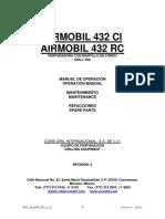 Manual Equipo Air Mobil 432ci Hd