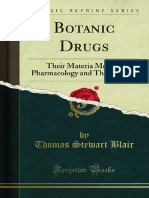 Botanic Drugs Their 1000081906