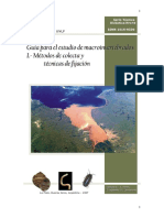 Guia Para El Estudio de Macroinvertebrados I