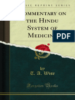 Commentary on the Hindu System of Medicine 1000273526