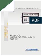 Ct Testing Kit Tettex t2767-Fc