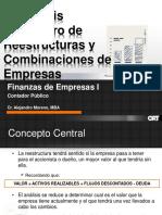 8 - Reestructuras y combinaciones.pptx