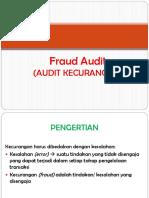 Manajemen Audit Pertemuan 12