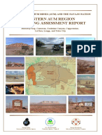Appendix II - AUM and the Navajo Nation. Western AUM Region Screening Assessment Report