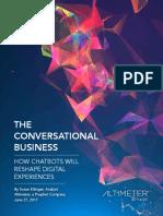 Conversational Business
