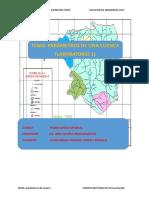 Parametros de Cuenca-UNCP-ING.CIVIL