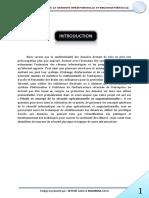 Etude Et Concepts de La Securite Operationnelle Et Organisationnelle