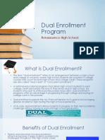 dual enrollment program