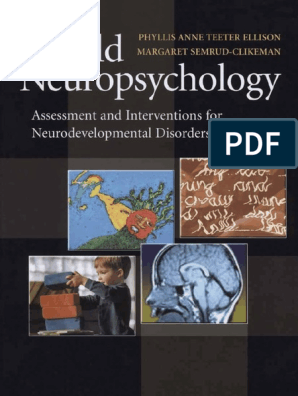 Child Neuropsychology pdf | Neuropsychology | Attention
