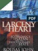 Larceny in the Heart-Draft