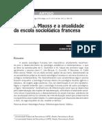 A escola sociológica francesa.pdf