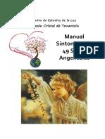 Manual Sintonizacion 49 Sellos Angelicales - Corazón Cristal de Tonantzin
