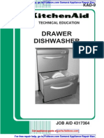 KitchenAid-Fisher Paykel Dish Drawer Job Aid
