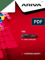 Ariva T65 Manual en v2 2