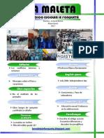 Periódico LA MALETA Edición 18