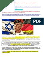 12-07-2017-Le Chef Des Forces de Défense d'Israël Dit Qu'Israël Devient l'Allemagne Nazie, Refuse de Reculer