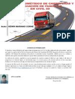 Manual de Civil 3D para el Diseño Geométrico de Carreteras y Lotización de Parcelas - Kewin Mariano Corne