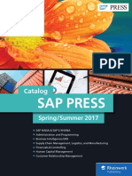 2017 05 Spring Catalog SAP PRESS