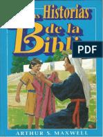 Las Bellas Historias de La Biblia. Tomo 3. Arthur S. Maxwell