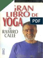 El Gran Libro Del Yoga - Ramiro Calle