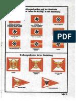 Dienststellungsabzeichen Und Arbinde Der NSDAP