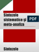 MCS 09 Metaanaliza