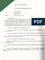 """Hotararea de judecata consistoriu eparhial Iasi - """"caterisirea"""" p Ioan Ungureanu"""