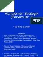 1 Manajemen Strategik Revisi