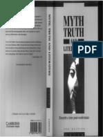 Falck, Colin__Myth, Truth, And Literature - Towards a True Post-modernism