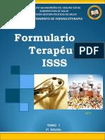 Formulario Terapeutico Isss 2012