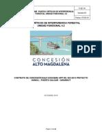 Informe Puntos Críticos de Interferencia Forestal Unidad Funcional 4.2