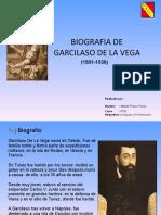 Biografia Garcilaso de La Vega