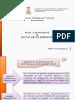 Modelos Pedagógios vs. Dificultades Del Aprendizaje