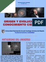 1. Evolución Histórica Del Conocimiento Científico