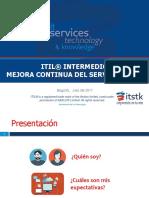 Material Curso CSI ITIL